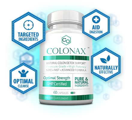 Colonax Bottle Plus